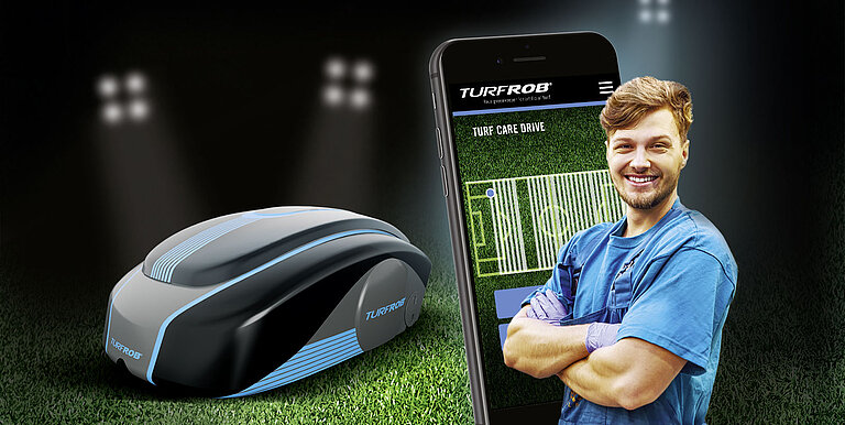 Turfrob® – Your Greenkeeper for Artificial Turf.