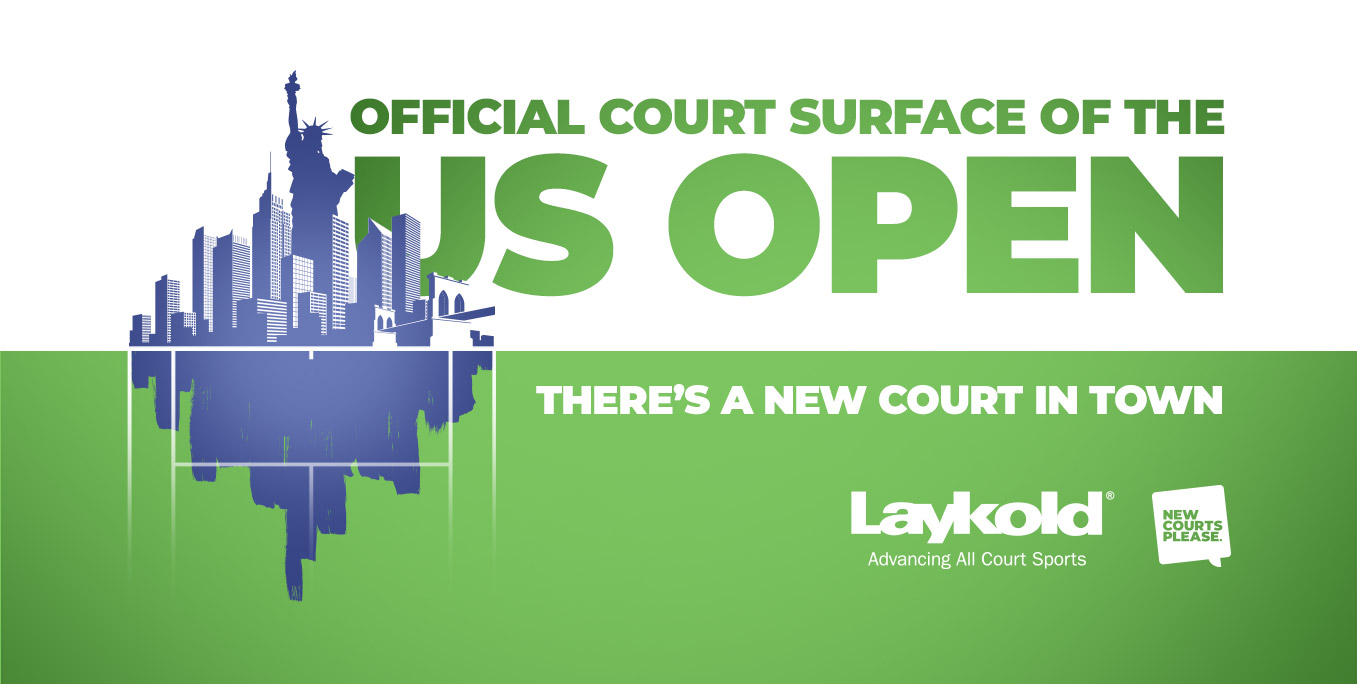 Find out why the US Open chose Laykold
