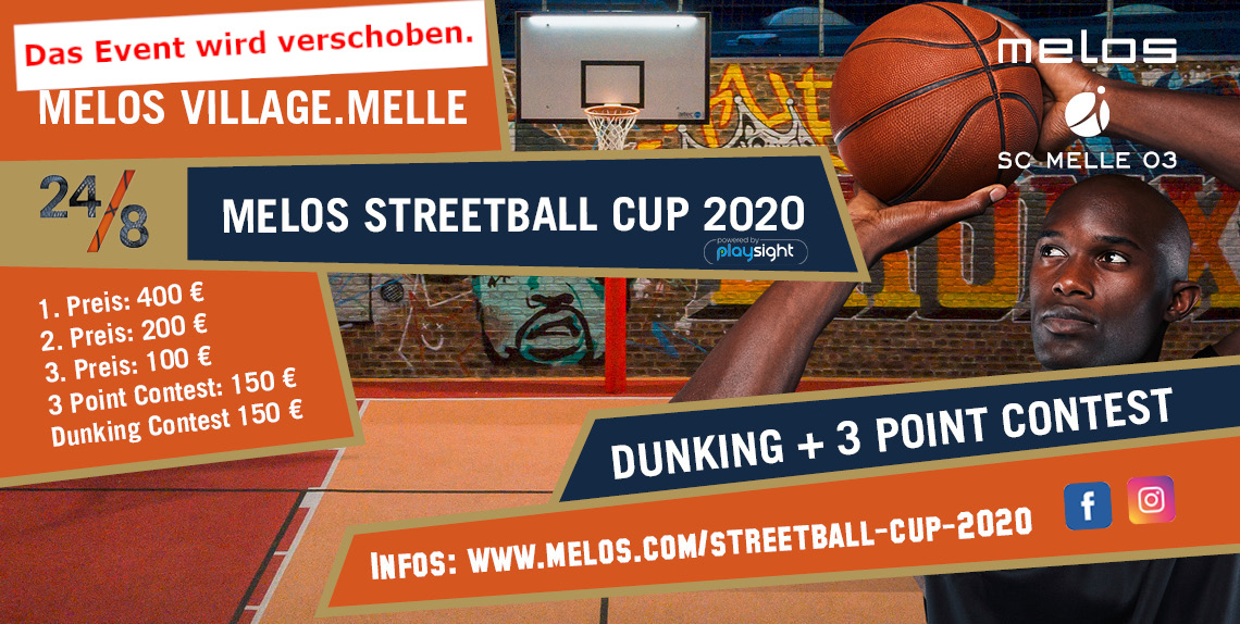 Streetball Cup Absage